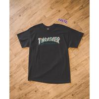 Thrasher Roses Black Tshirt