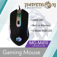 IMPERION Gaming Mouse MG-M410 Javelin (Mouse Gaming)