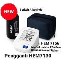 Omron HEM 7130 Tensimeter digital garansi 5 tahun - HEM7130