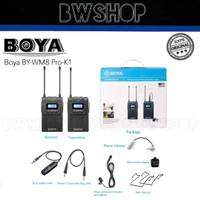 Boya BY-WM8 Pro-K1 Wireless Microphone - Boya WM8 Pro K1