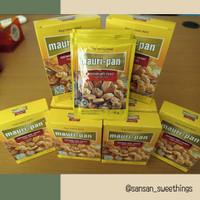 ragi instant mauripan 12gr ( 1 kotak isi 4 sachet )