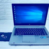 Laptop HP EliteBook 8470p Core i7-3520M Vga Ati Radeon Ram 8GB Mulus