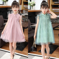 BabyYuan Dress import anak korea /Choengsam anak/dress import anak