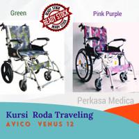 Kursi roda Traveling Avico Venus 12