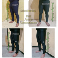 Celana Training Legging Baselayer Lycra Panjang Big Size Jumbo XXXL