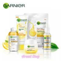 Paket Skincare kulit cerah cepat Garnier light complete SUPER HEMAT 1