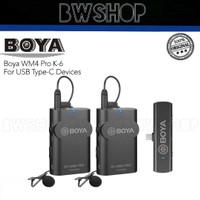 Boya BY-WM4 Pro-K6 Wireless Microphone - Boya WM4 Pro K6