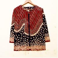 blouse batik andara