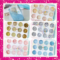 Set Manik Glitter Resin Kerajinan Tangan/ Resin Scrapbook
