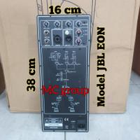 mesin power kit aktif 16 x 38 model JBL EON bisa buat 2/3 way 1000watt