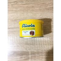 Ricola Swiss Herb Candy Drum Tin 100gr
