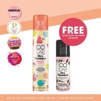 COLAB Dry Shampoo - Fruity 200 ML
