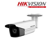 Hikvision DS-2CD2T55FWD-I8 - White - 5MP - 4mm - Bullet