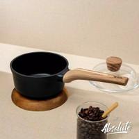 Debellin Original Absolute Granite Saucepan 16cm Premium Cookware