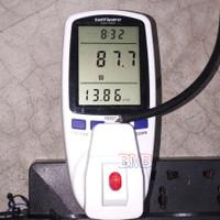 kWh Meter Monitoring Pengukur Biaya Peralatan Listrik KWE-PM01