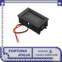 Indikator Level Kapasitas Baterai Lead Acid Battery Capacity Tester