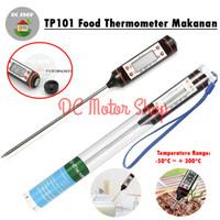 TP101 Digital Termometer Makanan / Masak Suhu Air Masakan Thermometer