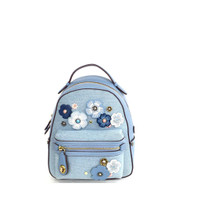 COACH Denim Backpack
