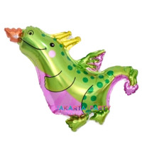 Balon Foil Spitfire / Balon Karakter Dinosaurus / BAlon Dinosaur