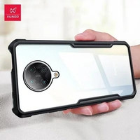 Case Xiaomi Pocophone F2 Pro Case XUNDD Design Crystal Casing