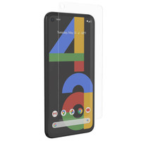 Zagg Glass Elite VisionGuard+ for Google Pixel 4a Screen Protector