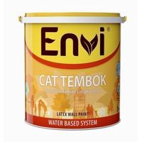 Cat Tembok Envi Interior Lily White 841 5Kg Gallon