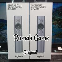 Logitech Spotlight Pointer Wireless Presentation Remote Presenter