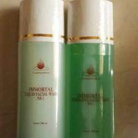 Paket NS1-01 oil tree Immortal - kulit berminyak / berjerawat