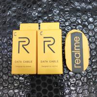 KABEL DATA REALME TYPE C KABEL CHARGER REALME USB C KABEL CASAN REALME