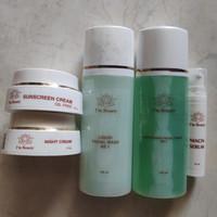 I'm Beauty paket NS1-03 oily skin isi 5 - im beauty by immortal