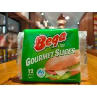 Keju BEGA Gourmet Slice 12 Slice 200 gr
