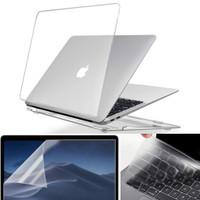 Hard Case MacBook Pro 13 2020 Plus Skin Keyboard dan Screen Protector