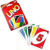 Mainan Anak Kartu Uno - Uno Card Game