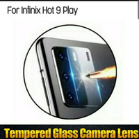 Tempered Glass Kamera Infinix Hot 9 Play Lens