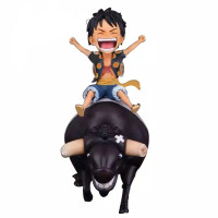 Action Figure One piece Monkey D Luffy - Mainan anak Koleksi