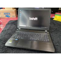 Laptop Gaming desain slim Clevo Core i7 GTX 980M 8GB FullHD IPS