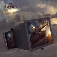 F2 MAGIC ENLARGE PHONE 3D Phone Enlarge Kaca Pembesar Layar Hp