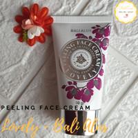 Promo Bali Alus Peeling Face Scrub - Face Treatment Lovely 50gr