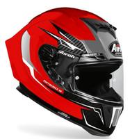 AIROH GP 550s VENOM RED GLOSS