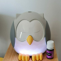 Feather The Owl youngliving free Lavender - Ready!