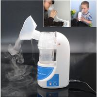 Terapi Pernafasan Ultrasonic Inhale Nebulizer
