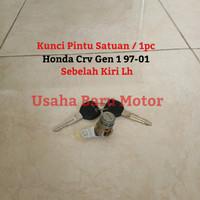 Kunci Pintu Satuan Kiri Lh Honda Crv Gen 1 97-01