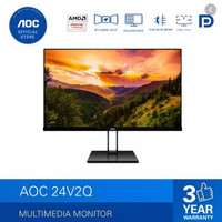 Monitor LED AOC 24 inch 24V2Q 75Hz IPS HDMI DP AMD FreeSync