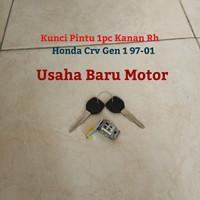 Kunci Pintu Satuan Kanan Rh Honda Crv Gen 1 97-01