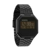 NIXON A158001 RERUN ALL BLACK