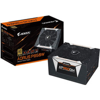 Power Supply GIGABYTE AORUS GP-AP850W - 850W 80+ Gold Full Modular