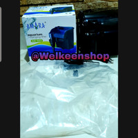 Amara AA 503 Hang On filter filter gantung Aquarium Aquascape
