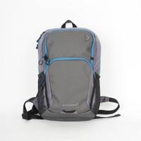 Tas Ransel Pria Kalibre Backpack Enver 911270 Grey-Blue