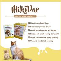 MilkyVar - 20g Kitten Milk Replacer Susu Kucing pengganti asi