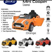 Mainan Mobil Aki Pliko mini Cooper PK-3868N